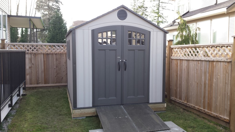 Garden Sheds Installed mtar services » garden sheds now available